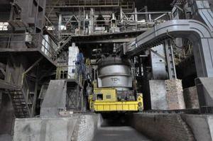 100吨LF精炼炉